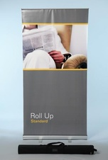 ROLL UP banner Standard NEW 80 x 200