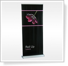 ROLL UP banner Luxury 80 x 200